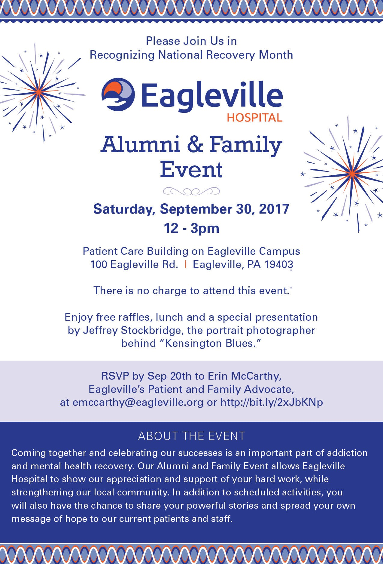 Alumni Family Event Eagleville Hospital