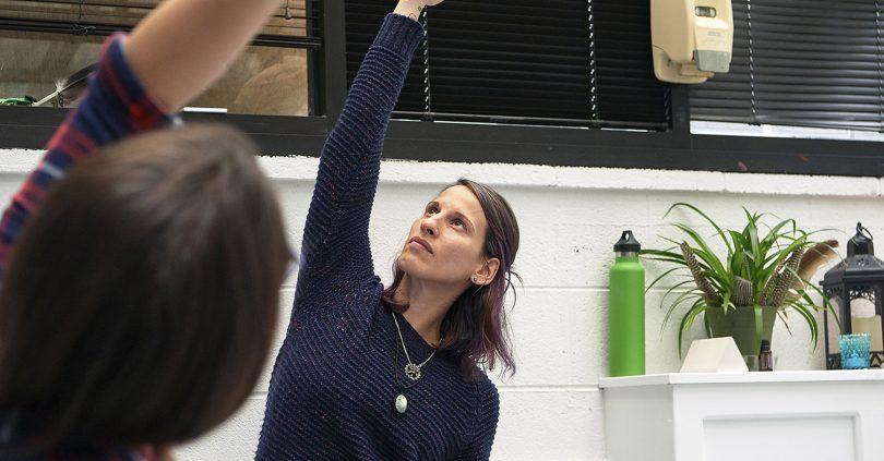 Q&A with a Therapist: Wellness Specialist Irma Sciarra on Mindfulness