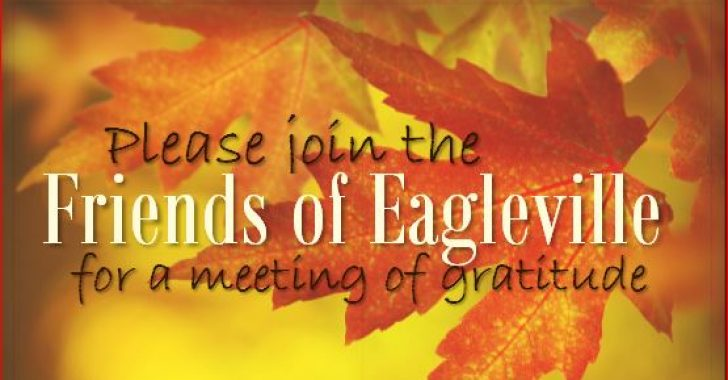 Annual Gratitude Meeting