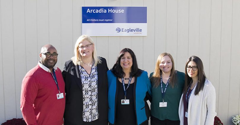 Arcadia House Program Opens New Doors for Treatment