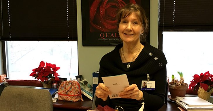 Dedicated Employee Pat Ferro Retires After 33 years in Behavior Health Services.