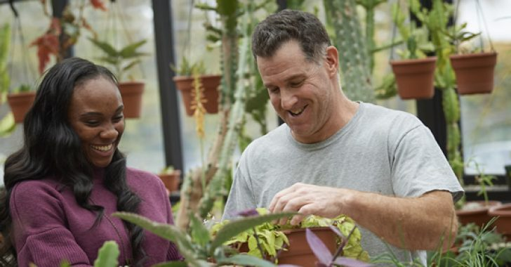 How Does Our Garden Grow? Cultivating A Therapeutic Gardening Program
