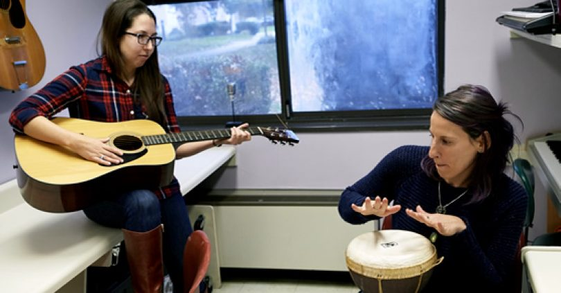 Banding Together: Music Performance Ensemble at Eagleville Hospital