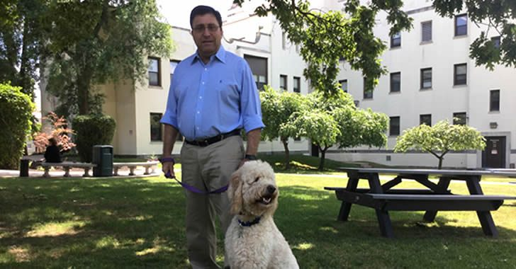 Therapy Dog Treatment Makes Positive Impact On Patients